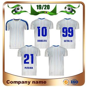Nouveau 2019 Campeonato Brasileiro Avai FC Football Jersey 19/20 Loin DOUGLAS GETULIO PEREIRA football shirt uniformes de football personnalisés