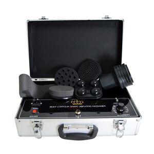 الأكثر مبيعا المحمولة G5 تدليك بالاهتزاز مساج الجسم التخسيس آلة يشبه الصندوق سلاسة الأشكال السيلوليت تدليك بندقية للرعاية الصحية