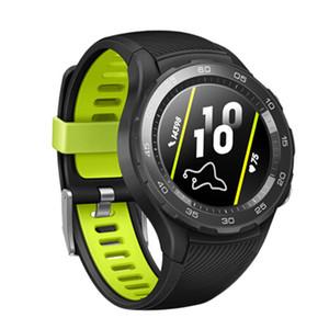 Original Huawei Watch 2 Smart Watch Unterstützung LTE 4G Telefon-Anruf-Wasserdichtes GPS NFC-Puls-Monitor-Verfolger-Armbanduhr für Android iPhone