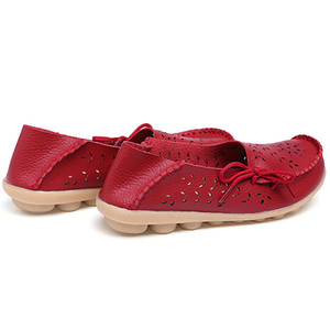 2019 Fashion Femmes Flats Mocassins Slip sur Moccasin Ballet Appartements Femme Casual Chaussures Femmes Chaussures Chaussures Chaussures Femme Zapatos Mujer