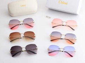 Square brand designer Sunglasses Men Carter Glasses Women Rimless Buffalo Horn Glasses Mens Vintage Sunglass Eyewear mens