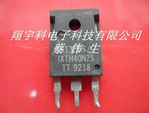 Original Used Field-Effect Transistor IXTH40N25 MOSFET TO-247 TO-3P Test Ok