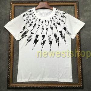 2020 nuova geometria fiore bimbo mens del progettista della camicia magliette Uomini estate delle donne di buona qualità delle magliette mens vestiti cotone casuale SUPERA IL T