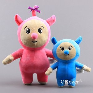 30cm20cm billy and Bam Movie & Games Figures Action & Figures Bam plush Dolls toys Figure Baby TV Cartoon Anime Soft Stuffed Dolls Children