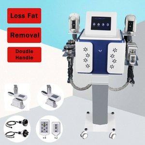 Cryolipolysis Fat Freezing Machine Lipo Laser Cryotherapy 40K Cavitation RF Slimming Machine for Clinic Beauty Equipment