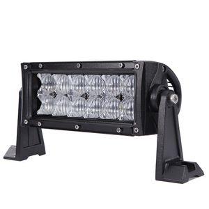 Winsun 60W LED Automotive Exterior Work Light Vehicle Lighting Bar 5D LED Car Exterior Working Light Driving Light Truck Trailer Car Lamps