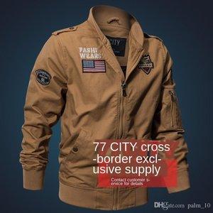 il progettista del mens utensili militare Flying Tigers dura cappotto ragazzo Air Force One clip di G 3D