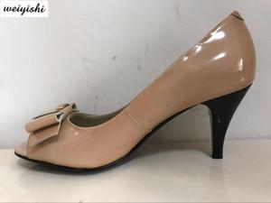 2020 mujeres nuevos zapatos de moda. zapatos de la señora, weiyishi 038