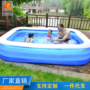 Children's inflatable swimming pool piscina inflavel adulto home paddling pool thickened piscina grande marine ball