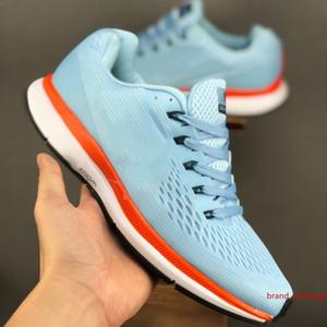 2019 New Увеличить Pegasus 34 Turbo Серый Черный Красный Синий кроссовки для мужчин Спорт Кроссовки Реагировать ZoomX дез Chaussures Mens тренеров Zapatos