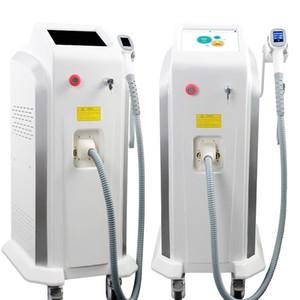 808nm Diode Laser-Haarentfernung Maschine freeze Haut Dauerhafte Haarentfernung mit NON-CHANNEL Griff 30 Millionen Schüsse Laser-Haarentfernung