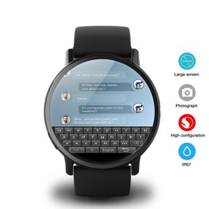 LEMFO LEM X 4G Smart Watch Android 7.1 With 8MP Camera GPS 2.03 inch Screen 900Mah Battery Sport Business Strap For w34 w35 ft50 f20 x6