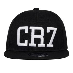 Children Ronaldo CR7 3D embroidery baseball cap kids hat messi snapback hat high quality football caps hats casual caps wholesal