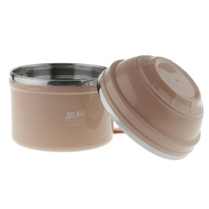 New Cute Japanese Thermal Leak-Proof Stainless Steel Bento Box Portable Picnic School Food Container Box