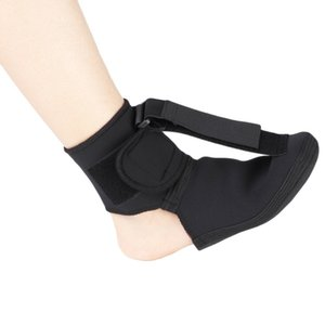 Adjustable Elastic Ankle Support Plantar Fasciitis Night Splint Foot Drop Orthotic Brace For Heel Ankle Arch Foot Pain New Hot