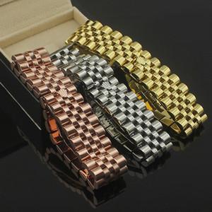 Mode titane bijoux en acier h suspendus amour en forme de coeur poudre vert goutte bracelet 18K or rose motif de réseau bracelet femmes