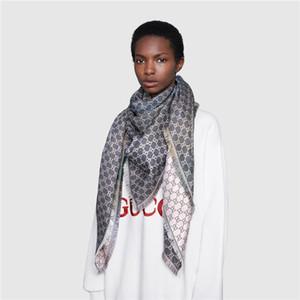 Projeto cachecol Moda feminina lenço quadrado cachecóis xale wrap alta qualidade de impressão Lenços TAMANHO 140 * 140CM Echarpes de luxe derrama femmes