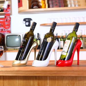 Смола винный шкаф моделирование туфли на высоком каблуке главная мебель виноград держатель орнамент шкаф чистый цвет горячая продажа 23rg J1