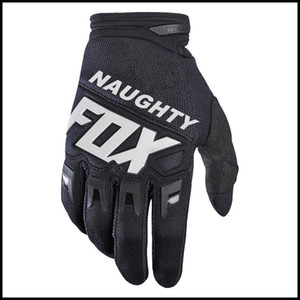 Naughty Fox Motocross Guanti Top Quality Guanti da moto Moto Off-Road Mountain Bike MTB DH MX Guanto Guanto Drit Bike Guanti da ciclismo