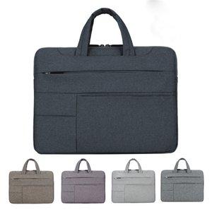 Pro Retina Ткань, несущий джинсовой защитный чехол втулки сумки для дюйма воздуха джинс ноутбук 13 14 15 ПК сумочка MacBook Universal Shipper Bag Ufih