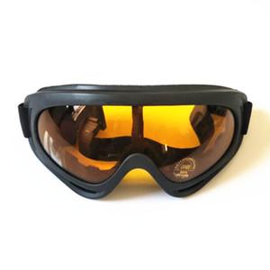 Горячая езда мотоцикл модные очки ветрозащитный песок подходит для взрослых унисекс мотоциклетный шлем очки целостность управления высокое качество