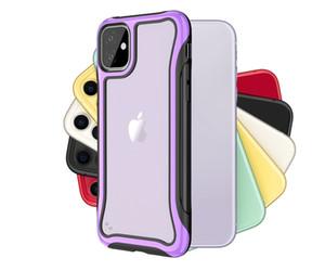 Phone Case For P Smart Z Y9 Prime 2019 Case Nova3i Y7 Pro 2019 Luxury Silicone Acrylic Back Case For Huawei Y6 pro Y6 2019 Y6 2018 Y5 Prime