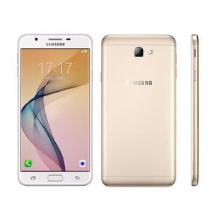 الأصلي سامسونج غالاكسي On7 2016 الهاتف G6000 5.5Inches 1.5GB RAM 32GB ROM LTE 4G 13.0MP الثماني الأساسية بصمة موبايل