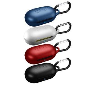 Pour Samsung Galaxy Bourgeons 2020 écouteurs en silicone cas de protection pleine couverture poche écouteurs pour Samsung Accessoire Buds Galaxy