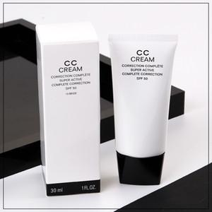 Nouveautés de haute qualité correction complète complète correction super active crème CC 30ml durable longtemps de la livraison gratuite.