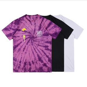Travis Sco Tee AstroWorld Mannen Vrouwen AstroWorld TRAVIS OCS camisetas de la fiesta de cumpleaños masculina AstroWorld Verano Tops