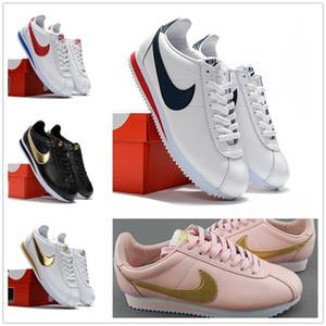 Nike Classic Cortez Prem QS Fashion Bill Bowerman Kenny Moore Designer Luxury Red White Men Women Walking Jogging Shoes Sneakers Running Shoes