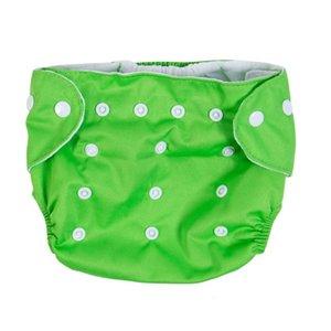 1PC ajustável infantil reutilizável bebê Crianças Meninos Meninas fralda de pano lavável Fraldas macio Covers Fraldas