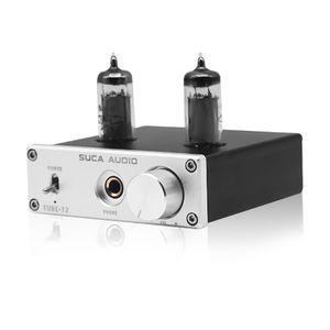 Mini Audio Tragbare Kopfhörer Verstärkerplatine 6K4 Vakuumröhre Kopfhörer NE5532 Op Amp Fever Galle RCA AUX Kopfhörer Verstärker