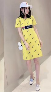 2020 high-quality women skirt spring and summer fashion dress casual comfortable women clothing 910J