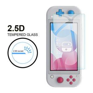 Schermo Premium temperato protezione di vetro temperato pellicola protettiva per Nintendo switch e Switch Lite nessun imballaggio al dettaglio