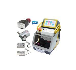 High Quality 2020 SEC-E9 Automatic Car Key Making Machine Laser Key Cutting Machine For Sale 2019 New Key Duplicator