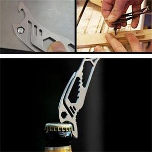 Combinación Abrebotellas Multifuncional Swordfish Pocket Tool Tool Botellas Abridores de Acero Inoxidable Hebilla Anudadora Rápida 3 5sj L1