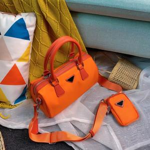 Moda del hombro de lujo diseñador del bolso de la almohadilla de hombres de las mujeres del bolso simple CFY20042445