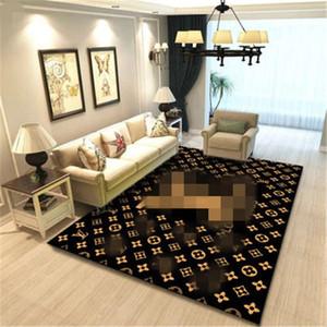 Nuovi arrivi casa modello lettera Arredamento Camera da letto Front Door modo non Slip Mat tappeto del salotto Piano Cartoon Doormat