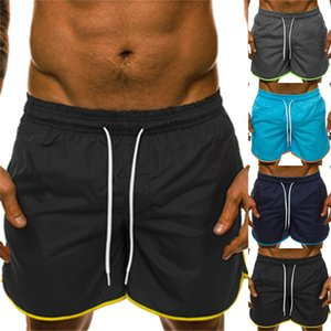 Trainning exercice Shorts M-3XL Maillots de bain pour hommes Jogging Shorts de sport Gym Fitness Training Pants