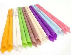High quality Aromatherapy Indian Theraphy Ear Candle Health Care Beauty Product Trumpet Cone Ear candles Wholesale