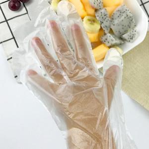 Детские перчатки многоцелевые одноразовые перчатки для детей прочная защита рук для детей Party Activities Use 100шт