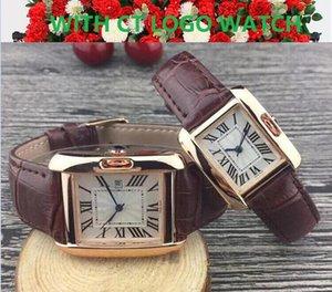 Самая низкая цена роскошный Кристалл циферблат Мужчины Женщины кварцевые часы кожаный ремешок для часов мода есть логотип мужские часы оптом