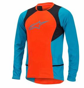 Pequeña estrella traje de montar nuevas ropa de ciclo de secado rápido chaqueta de la motocicleta de carreras de verano 2020 de la chaqueta de conducción de poliéster de secado rápido