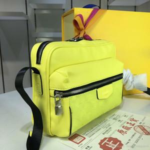 Top qualidade saco da cintura novo estilo para homens e mulheres Moda sacos crossbody couro verdadeiro homem da moda tamanho do saco # M30241 25x20x10.5cm