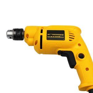 Drill elettrico a mano leggera con chiave in avanti e retromarcia per la perforazione di casa