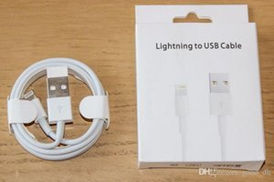 A+++ Original OEM Quality Charging Type C Micro V8 USB Charger Cable Data Cord with Retail Box For Samsung S7 S8 S9 Huawei Iphone7 i X 8 7 6