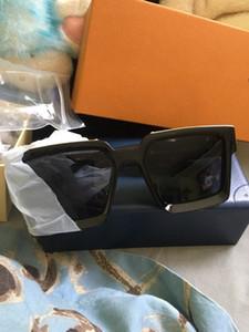 فاخر مليونير نظارات شمس للرجال كامل 2020 designersunglasses إطار خمر للرجال لامعة الذهب شعار حار بيع الذهب بالذهب الأعلى 96006 جديدة