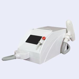전문 공장 공급 미니 크기 Q 스위치 ND Yag 레이저 문신 제거 아름다움 기계 CE 승인