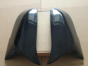 قبعات F20 F30 الأسود المصقول الجانب الشخصي الغلاف مرآة قذيفة تناسب BMW 1 2 3 4 سلسلة X1 E84 F32 F35 (مثل نمط M3 M4) استبدال